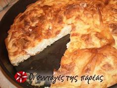 Χωριάτικη τυρόπιτα ή μιλίνα #sintagespareas Cheese, Chicken, Meat, Food, Essen, Yemek, Buffalo Chicken, Eten, Meals