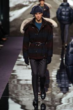 Louis Vuitton Autumn (Fall) / Winter 2013 men's
