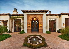 15 Utterly Luxurious Mediterranean Mansion Exterior Designs That Will Make Your Jaw Drop