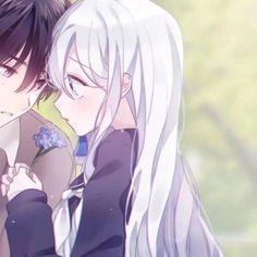 Manga Couple, Anime Love Couple, Anime Couples Manga, Anime Manga, Anime Art, Manhwa, Anime Friendship, Episode Backgrounds, Cute Anime Coupes