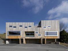 architekturwerk - Philipp Berktold - Projekte - Mehrfamilienhaus Schöch