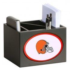 Cleveland Browns Desktop Organizer