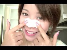 DIY Pore strips (without gelatin) | LUUUX