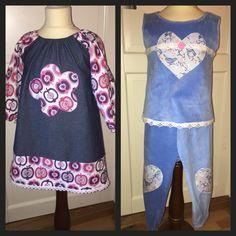 Jule- og bursdagspresang til ei lita Florø jente. Janome, Summer Dresses, Sewing, Products, Fashion, Moda, Dressmaking, Summer Sundresses, Couture