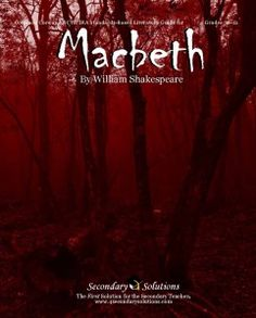 New Macbeth Literature Guide!