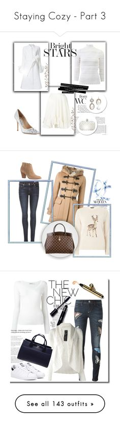 """""""Staying Cozy - Part 3"""" by miriam83 ❤ liked on Polyvore featuring Pier 1 Imports, Envi:, Haute Hippie, Whiteley, H&M, Yoco Nagamiya, Brewster Home Fashions, Guerlain, Burberry and Kenneth Cole"""