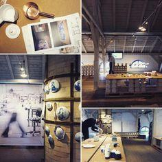 Building up our KAHLA-Kreativ exhibition. April 17 - May 22, 2016 at Porzellanikon Selb. #kahlakreativ #kahlaporzellan #youngdesigners #porcelaintrends