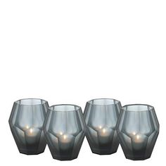 Tealight Holder Okhto S set of 4