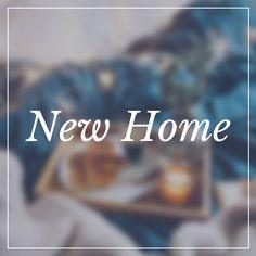 New Home // interiour iesign, exteriour design & dreams