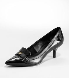 Tory Burch Elisa low heel ... 'cause high heels are hell!