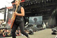 Trivium at Download Festival 2012 by Sara Bowrey