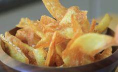Du wirst nie wieder Chips im Supermarkt kaufen, wenn du diese DIY-Chips einmal…