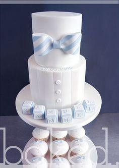 boy christening cake - Szukaj w Google