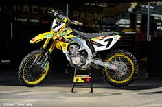 James Stewart - RMZ 450 2013