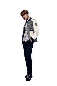 J-Hope ❤ #BTS #방탄소년단 for Smart School Uniform Update.