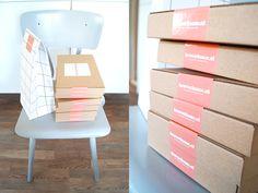 Roze stickers met ons logo http://www.browsehouse.nl