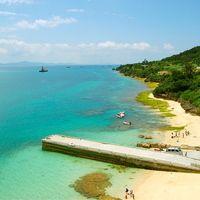 早くも海開きシーズン!春こそおすすめの「沖縄」へ行こう!
