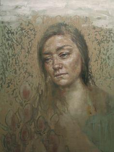 Magnolia by Toni Cogdell, Oil on Linen, 80cm x 60cm
