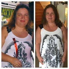 Før og etter 28 dagersdietten. T Shirts For Women, Tops, Fashion, Moda, Fashion Styles, Fashion Illustrations