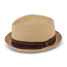 Goorin Brothers: Habana; A Goorin Everyday straw porkpie fedora