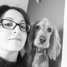 "@ariel_thecocker's photo: ""Selfie with mom ♡  #selfie #selfiewithmom #ilmycockerspaniel  #ilovemycockerspaniel #ilovemydog #ilmydog #dogsofinstagram #instapuppy #instadog #petstagram #pet #petoftheday #picoftheday #cocker #spaniels #internationalcockerclub#cockerspaniel #cspics #cute #cutepuppy #doglovers #lovedog #goldencocker #PetsCorner #happy_pet #cockeritalia #ariel #ariel_thecocker #weeklyfluff"""