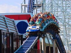 Great recommendations for theme parks with the best attractions and fun rides.