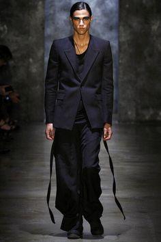 Alexandre Plokhov Spring 2013 Menswear Collection Photos - Vogue