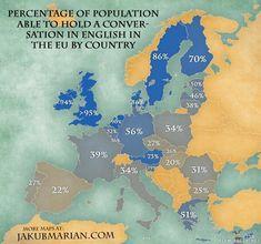 EU-maiden Englannintaito
