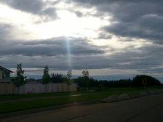 Sunday morning in Calgary