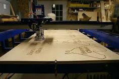 CNC Cutting Services - State of the art CNC Router Cutting on Foamex, Dibond, MDF, Acrylic, Hard Wood and Soft Metals - http://www.procnc.co.uk/