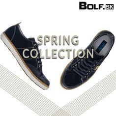 Pripravte sa s nami na jar! Všetky modely nájdeš TU - http://www.bolf.sk/on/panske-topanky
