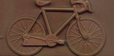 Delicious wedding favors?   The Chocolate Vault: Molded Chocolate Bicycles, Bikes and Bicycling Novelties