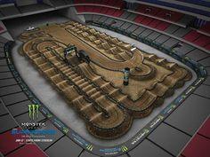 Dirt Bike Track, Motocross Tracks, Angel Stadium, Bike Pic, Monster Energy, Salt Lake City, World Championship, Quad, Racing