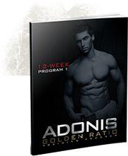 Adonis Golden Ratio Training Program Ebook
