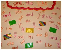 Easy Sight Word Intervention Strategy