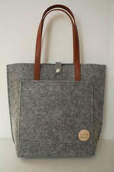 Filcová kabelka