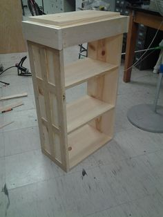 Doctor Who DIY Books TARDIS Furniture Make How To Woodworking Woodwork Book  Case Instructables