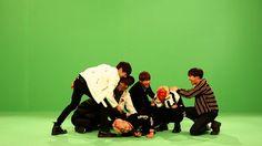 BTS KBS Music 2015