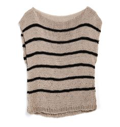 wool and the gang™ — knitwear - STRIPY COCO MARINIERE