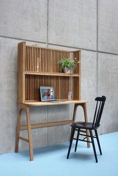 Marcin Laskowski – TAMO – cabinet #design #industrialdesign #productdesign #furniture Compact Furniture, Multifunctional Furniture, Cabinet Furniture, Unique Furniture, Contemporary Furniture, Furniture Making, Wood Furniture, Furniture Design, Woodworking Furniture