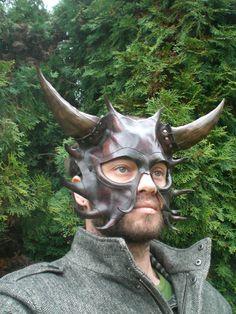 ஜ Tittle: Black Devil Mask  by *Skinz-N-Hydez ~ http://Skinz-N-Hydez.deviantart.com/art/Black-Devil-Mask-144654458 ஜ
