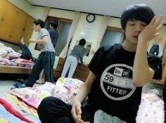 predebut hunnie is always the cutest >//< #sehun #EXO