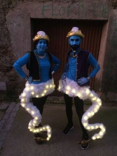 - 24 Best EVER Halloween Costumes for Homemade Halloween Costume for Couples / . - 24 Best EVER Halloween Costumes for Homemade Halloween Costume for Couples / . Cute Couples Costumes, Funny Couple Costumes, Unique Costumes, Homemade Halloween Costumes, Funny Couples, Halloween Diy, Halloween 2017, Halloween Couples, Scary Costumes
