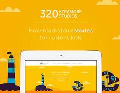 다음 @Behance 프로젝트 확인: \u201c320 Sycamore Studios\u201d https://www.behance.net/gallery/22295299/320-Sycamore-Studios