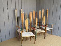 oar chairs!
