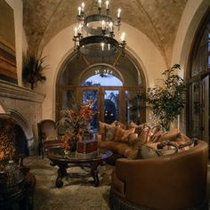 . #Home #Tuscan #Design - Find more Ideas on www.IrvineHomeBlog.com/HomeDecor  Irvine, California - Christina Khandan ༺༺ ℭƘ ༻༻