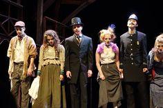 2014 Sweeney Todd (2014 GAHSMTA Costume Design award) -  Fleet Street Ensemble, Designed & Constructed