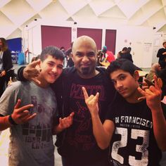 One of my 2015 highlights was hanging out with these kids after a concert at a refugee shelter in Berlin. And man, these little dudes knew how to rock! It was a humbling and eye opening experience. But the moment I'll never forget was when an old man came to me after our set, took both my hands...  [Read more]: http://thesunpilots.com/photos/1464186651   #TheSunpilots #photoblog