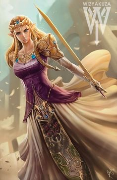 "Thw series is called, ""The Legend of ZELDA"". We may see a lot more of Zelda in the Zelda games for now on The Legend Of Zelda, Legend Of Zelda Breath, Zelda Twilight Princess, Film Anime, Anime Manga, Gi Joe, Video Game Art, Video Games, Princesa Zelda"