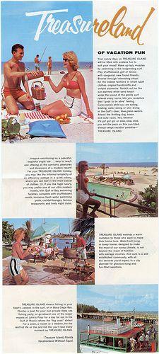 Treasure Island Brochure